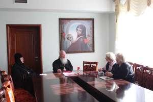 Состоялось подписание соглашения о сотрудничестве Симбирской епархии с Ульяновской региональной общественной организацией «Союз православных женщин»