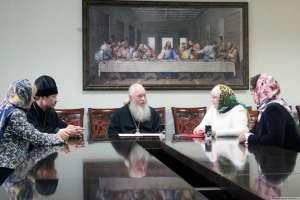 Состоялось подписание соглашения о сотрудничестве Симбирской епархии с Центром психолого-медико-социального сопровождения «Росток»