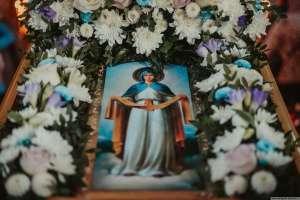 14 октября, в великий праздник Покрова Пресвятой Владычицы нашей Богородицы и Приснодевы Марии митрополит Иосиф совершил праздничные богослужения