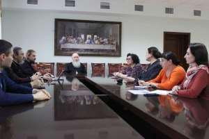 24 октября состоялось заседание оргкомитета по подготовке к празднованию дня памяти святого блаженного Андрея Симбирского