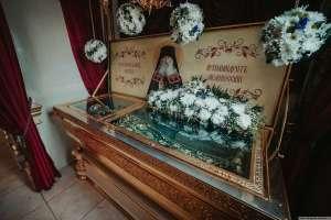 18 октября, в день памяти преподобного Гавриила Мелекесского, в храмах и монастырях Симбирской митрополии были совершены праздничные богослужения