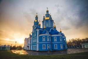 Спасо-Вознесенский кафедральный собор г. Ульяновска