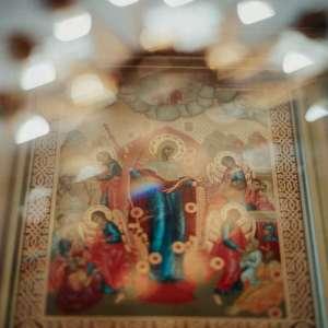 """Храм иконы Божией Матери """"Всех скорбящих Радость"""""""
