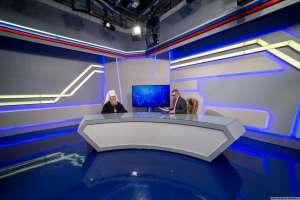 Беседа с Митрополитом Симбирским и Новоспасским Иосифом в региональном эфире ТК РОССИЯ 1