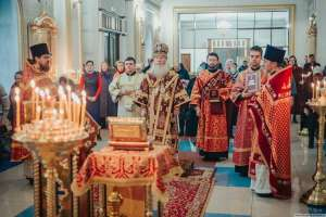 8 ноября православные верующие отметили день памяти одного из особо почитаемых святых — великомученика Димитрия Солунского, Мироточивого (+306)
