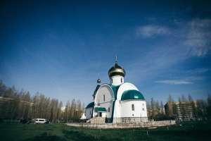 Храм в честь апостола Андрея Первозванного г. Ульяновска