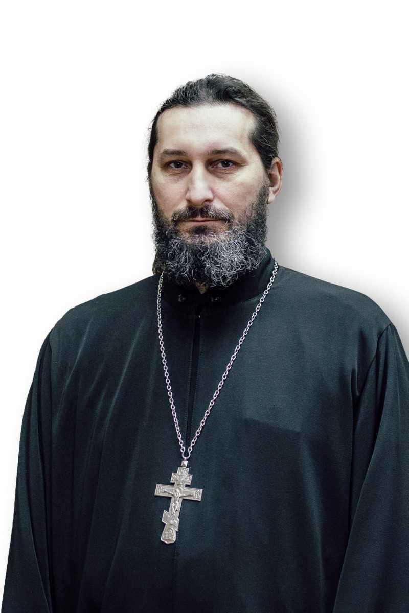Иерей Михаил Закурдаев