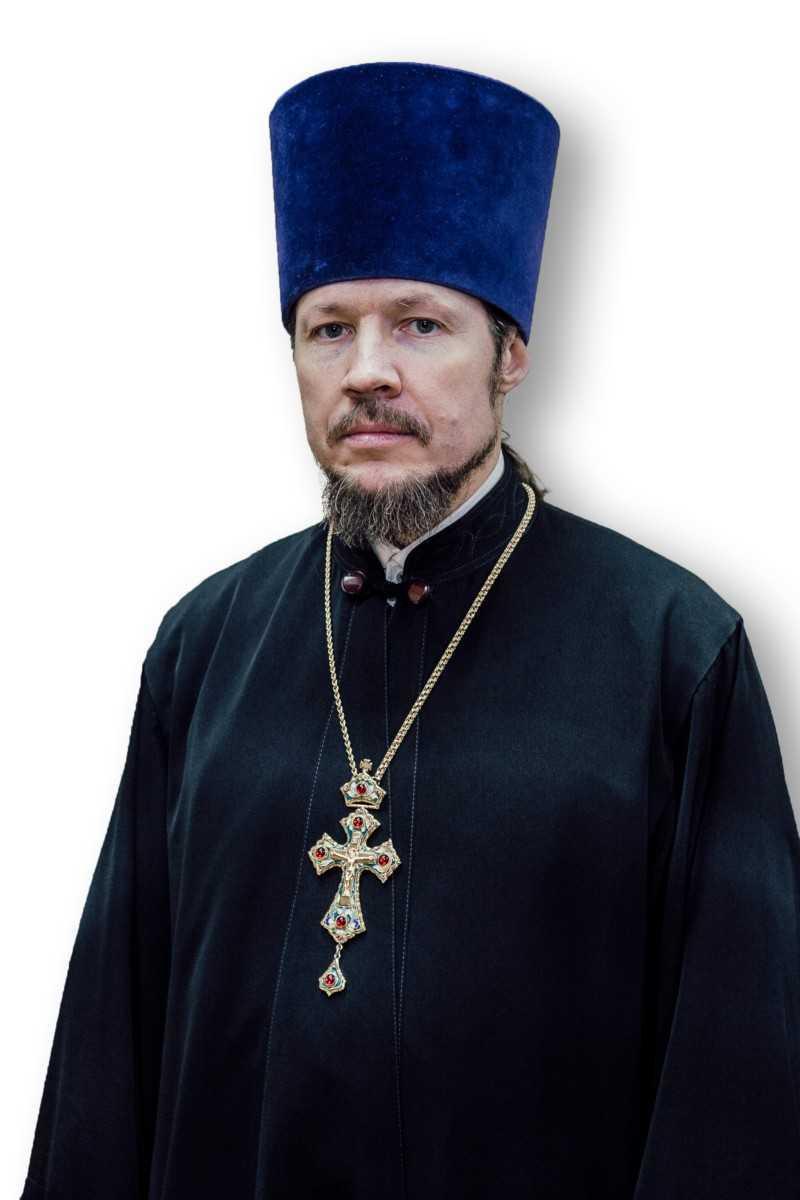 Протоиерей Николай Архангельский