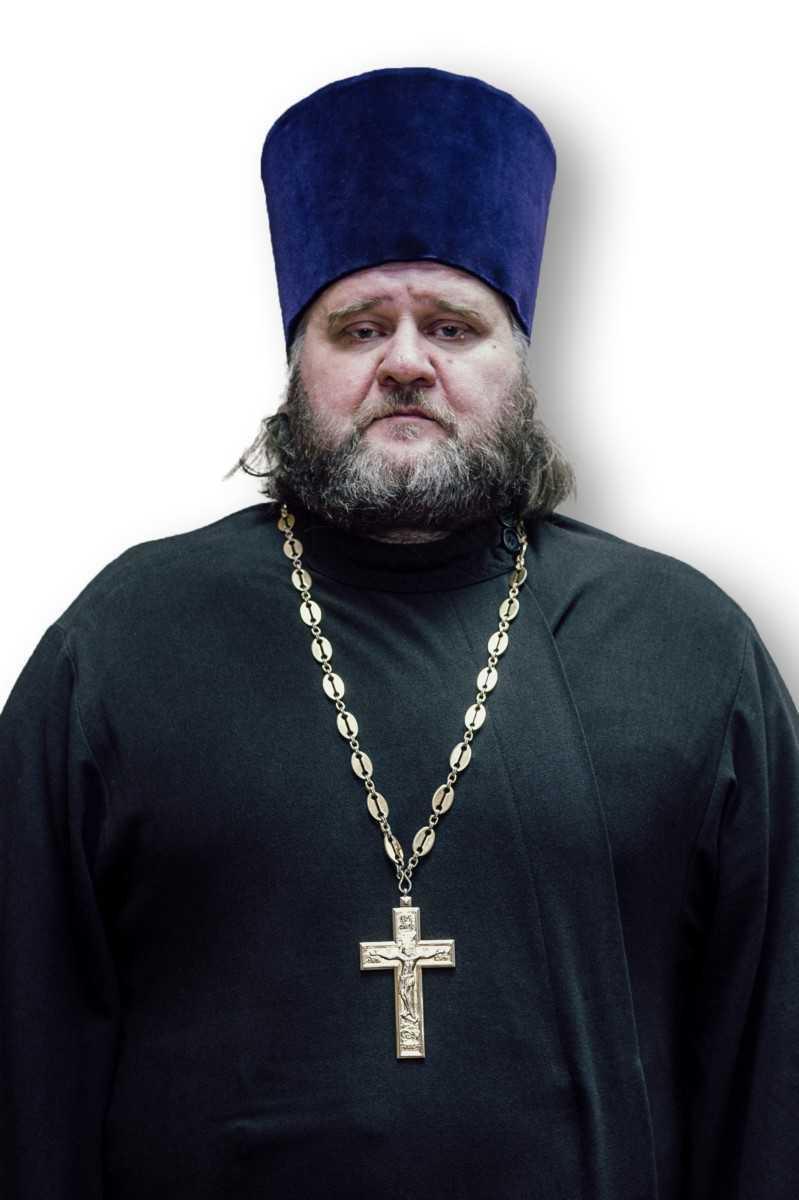Протоиерей Андрей Белавинский