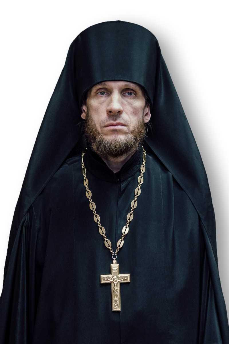 Иеромонах Пахомий (Шердяев)