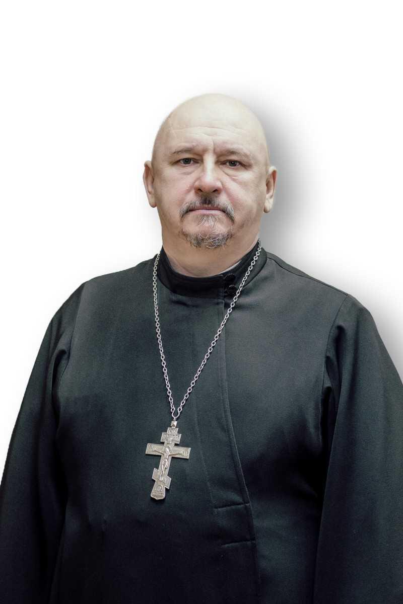 Иерей Сергий Долгунов