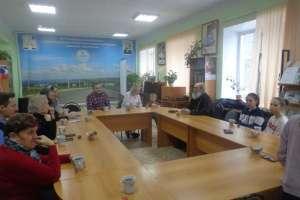 В Новоульяновске прошли катехизаторские беседы со священником