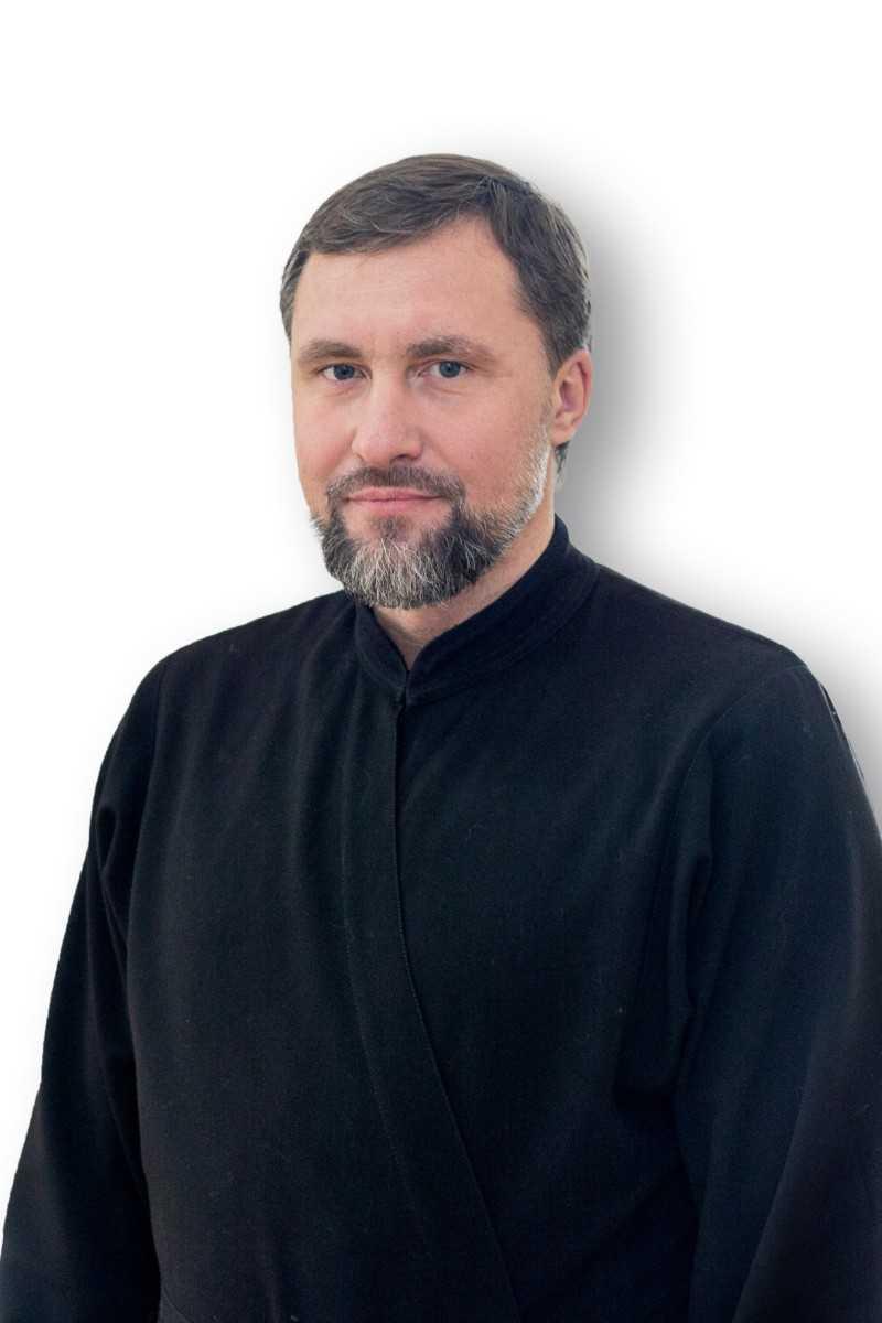 Иерей Феодор Троицкий