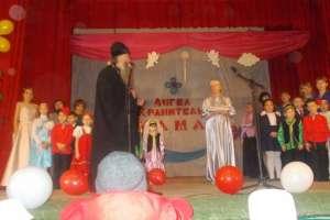 В Салмановке для жителей окрестных сел провели праздник Ангела-хранителя