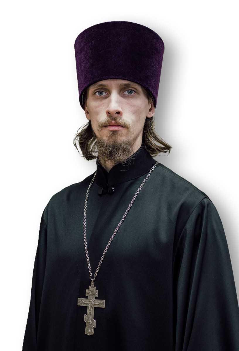 Иерей Александр Евсеев