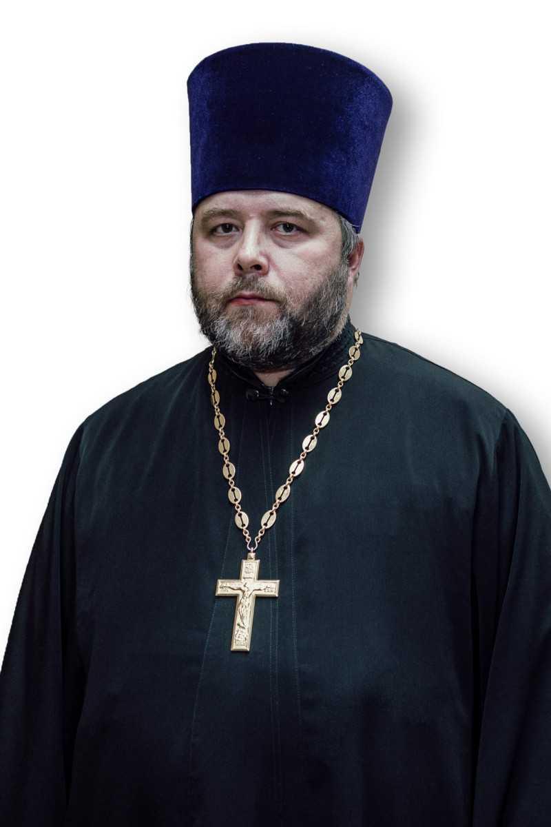 Иерей Алексий Шалахов
