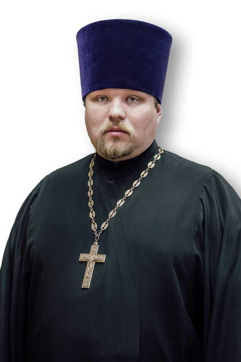 Протоиерей Сергий Мизинов