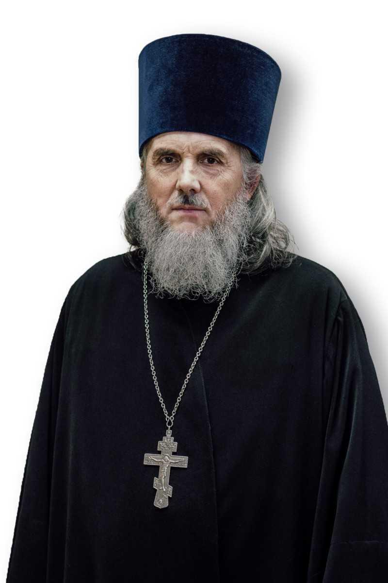 Иерей Виктор Чумаченко