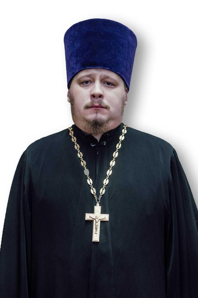 Иерей Владимир Маняков