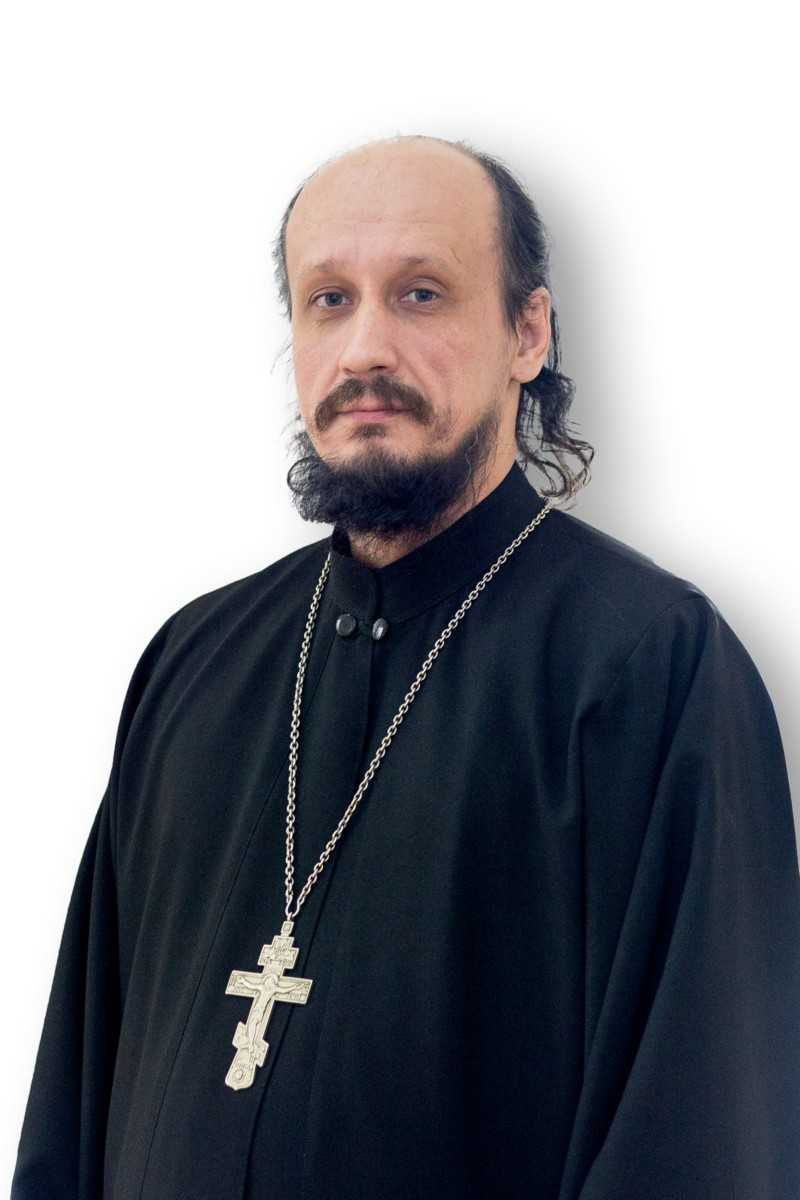 Иерей Алексий Волков