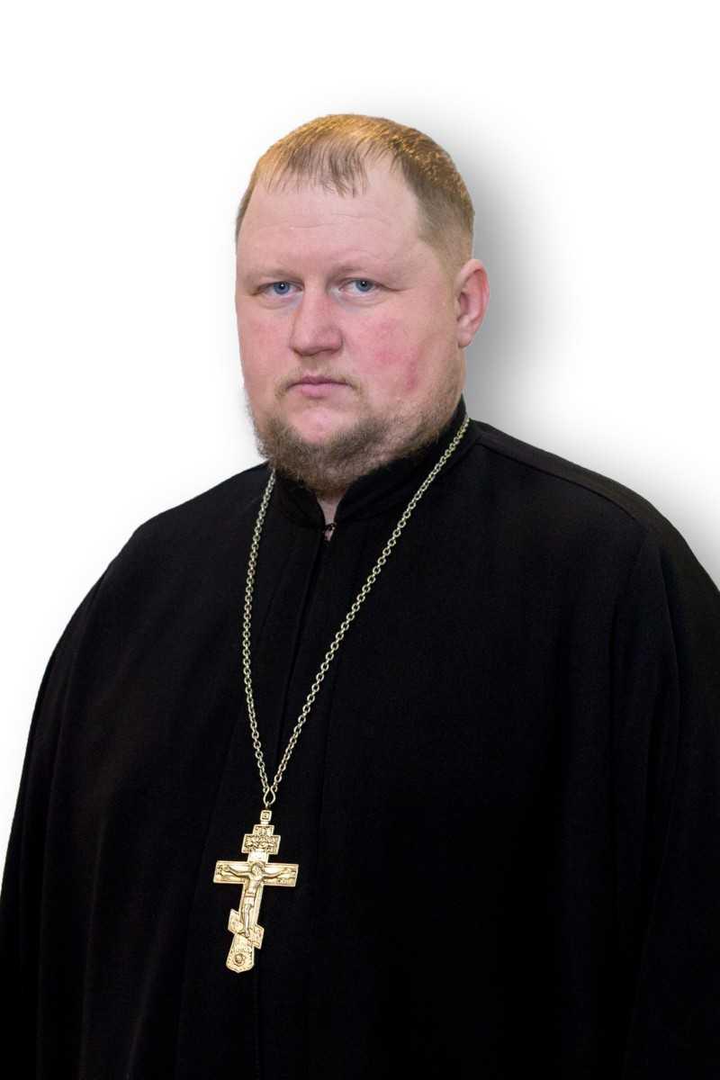 Иерей Илия Дёмин