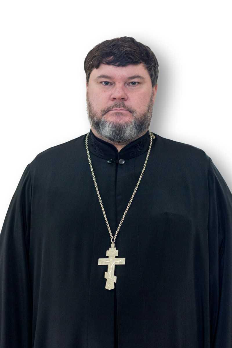 Иерей Максим Шишкин
