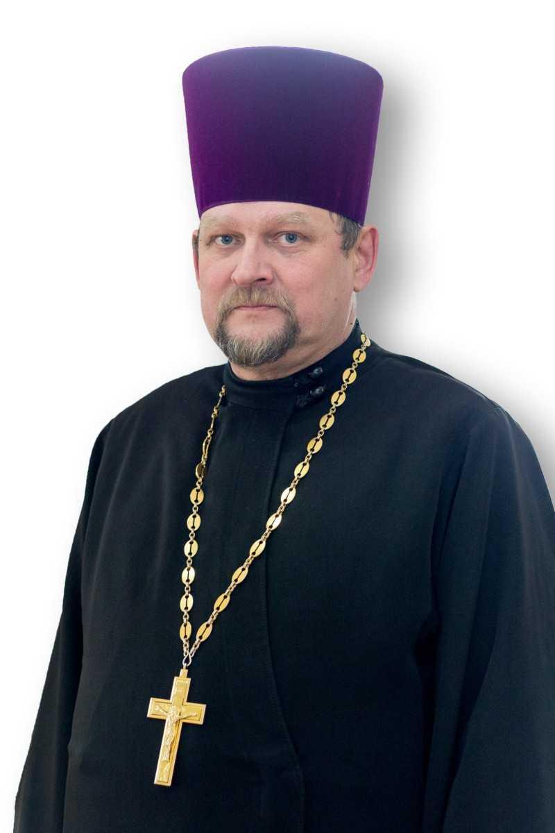 Иерей Михаил Кирсанов