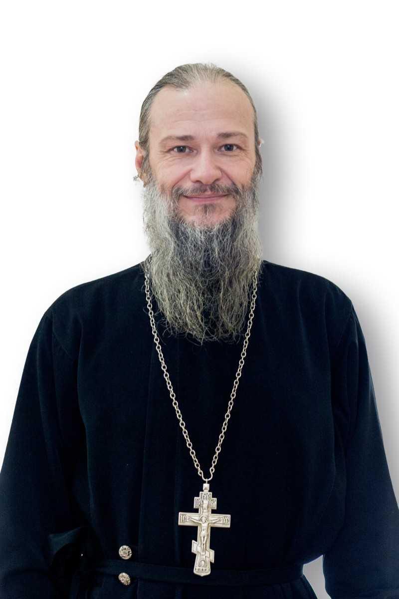 Иерей Олег Колесов