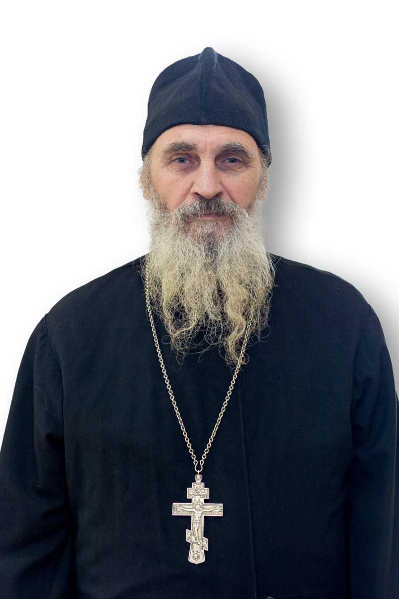 Иерей Сергий Рубан