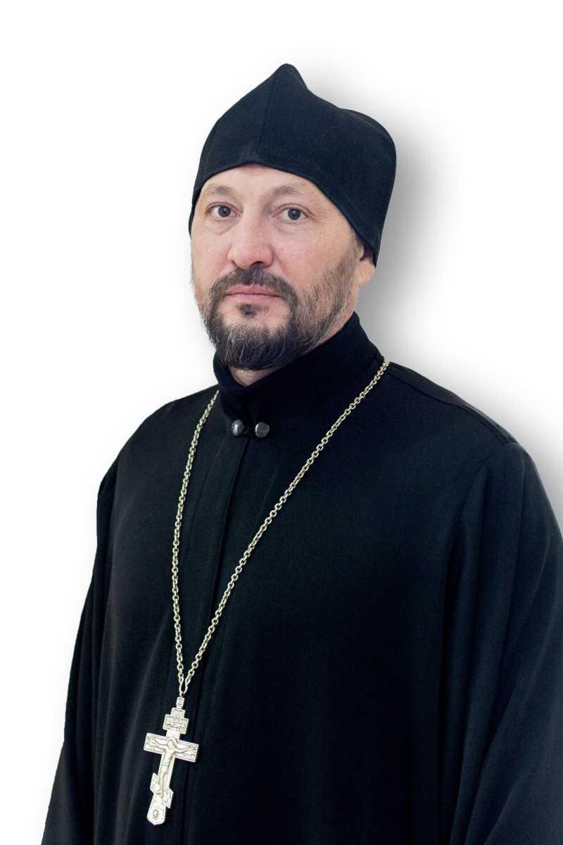 Иерей Владимир Коблов