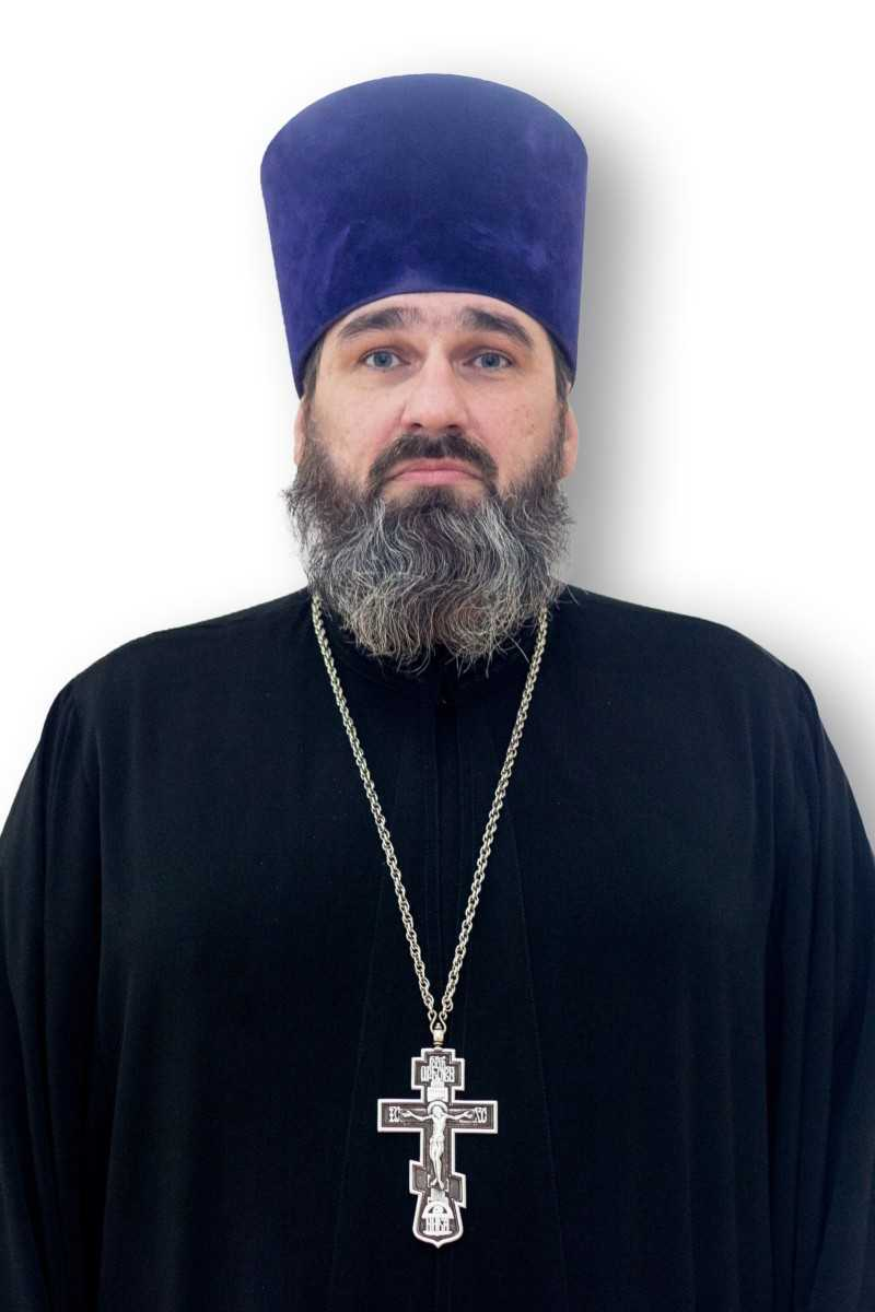 Иерей Владимир Копанев