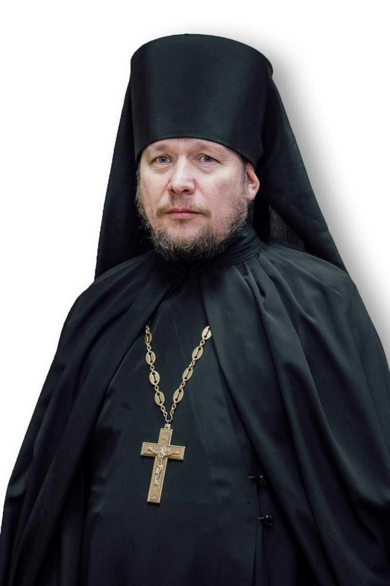 Иеромонах Лаврентий (Шапиро)