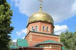Храм святого пророка Божия Иоанна Предтечи г. Ульяновска