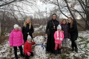 В Кузоватовском районе начало свою работу младшее звено православного движения «Делаем добро вместе»