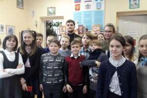Священнослужитель провел «Час духовности» для учеников 58 школы Ульяновска