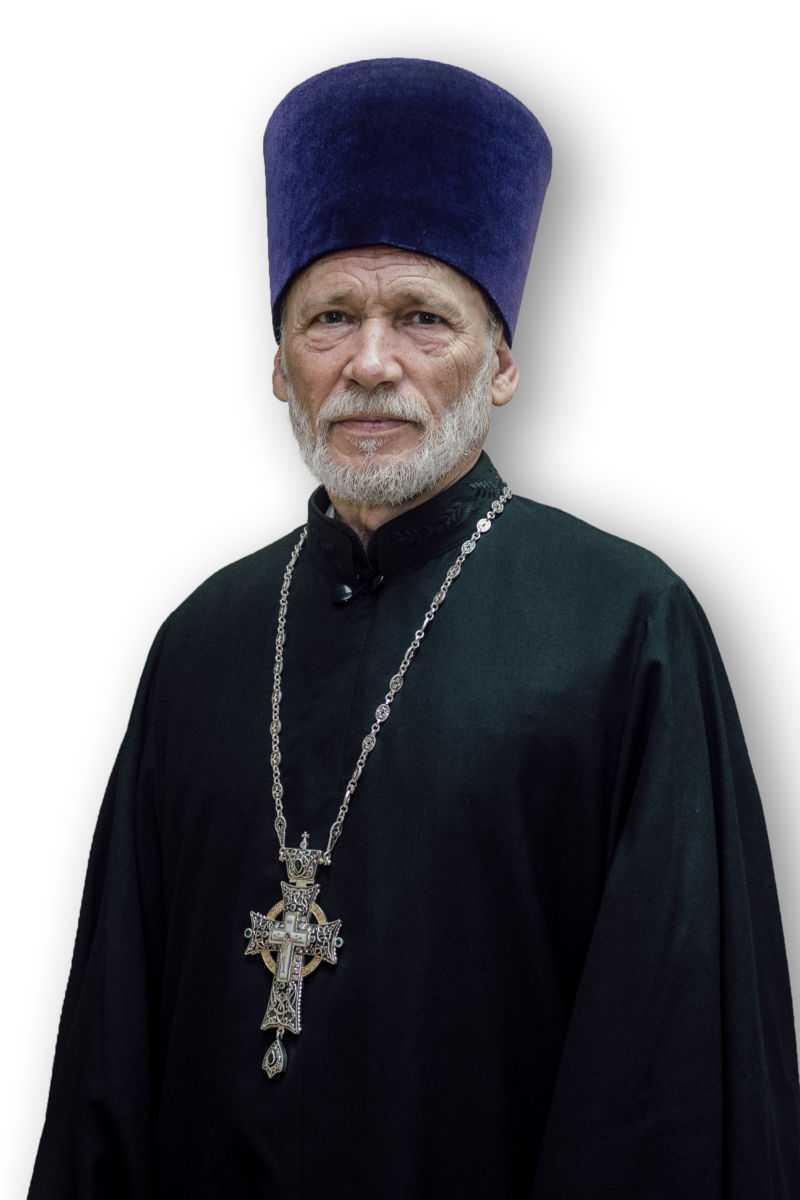 Протоиерей Алексий Кормишин
