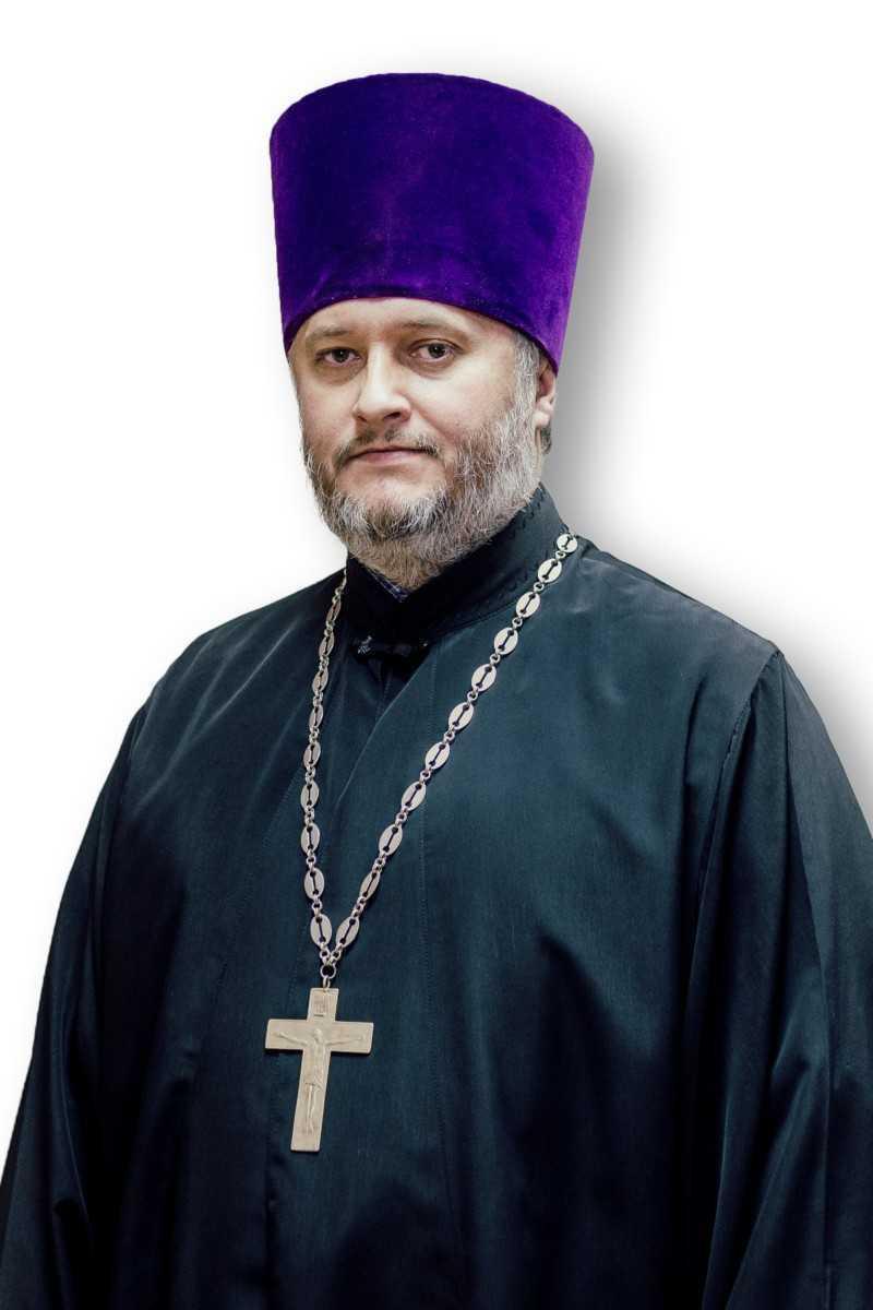 Протоиерей Александр Нуштаев