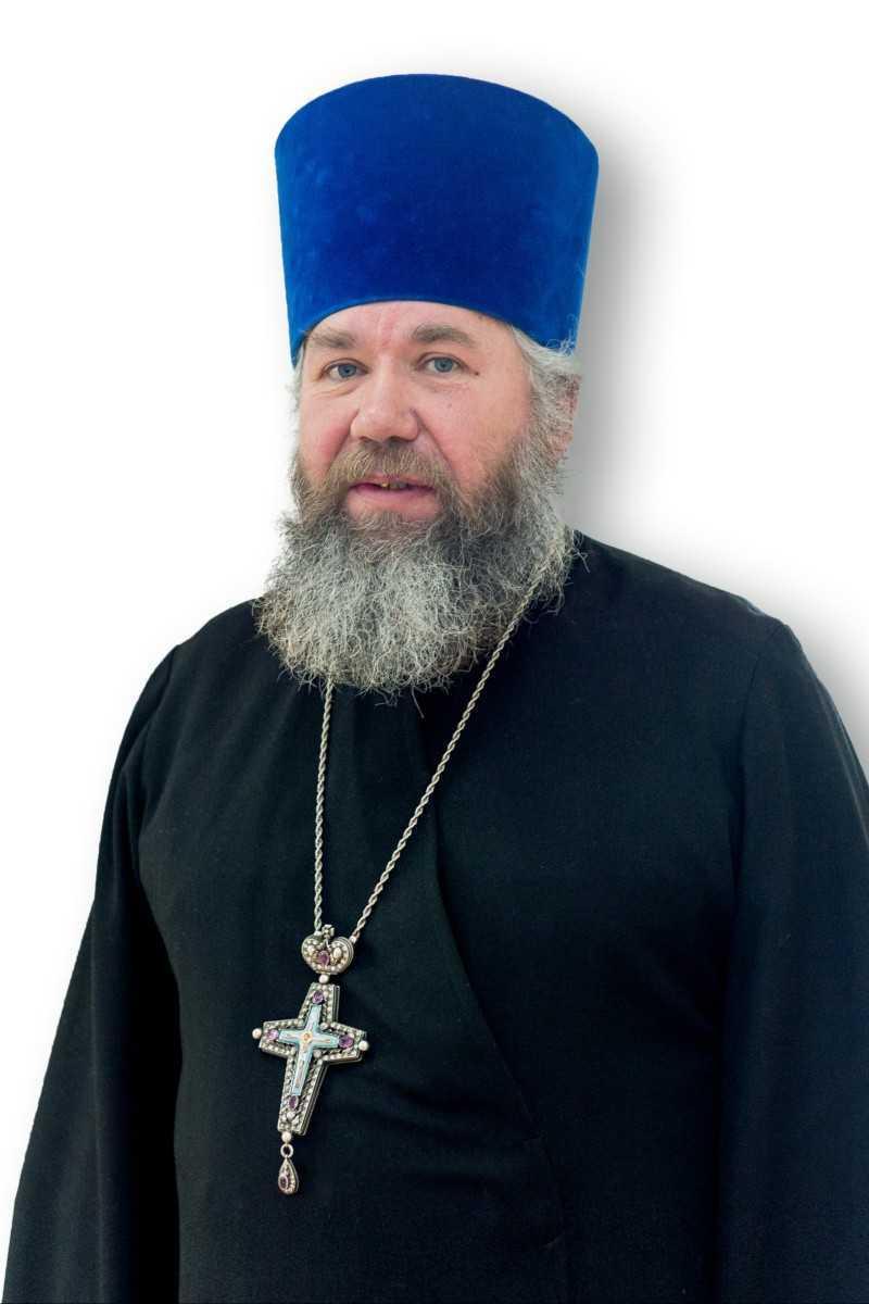 Протоиерей Алексий Чекменев