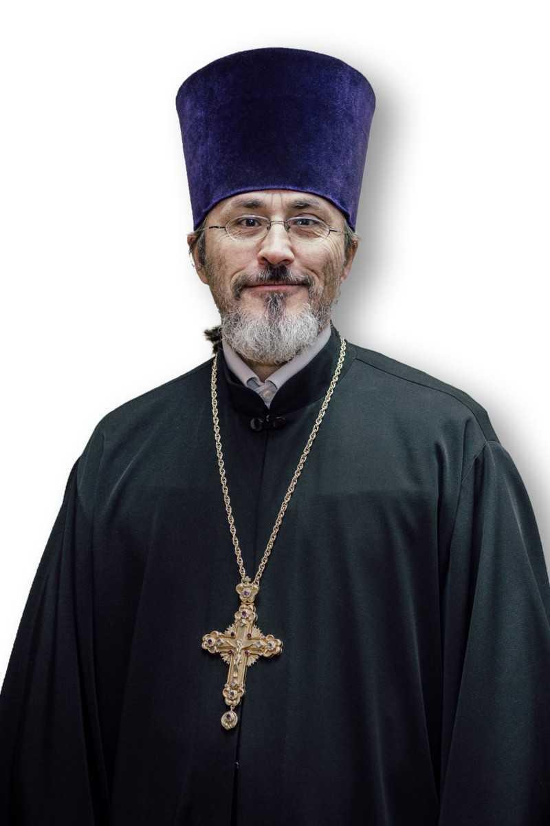 Протоиерей Димитрий Савельев