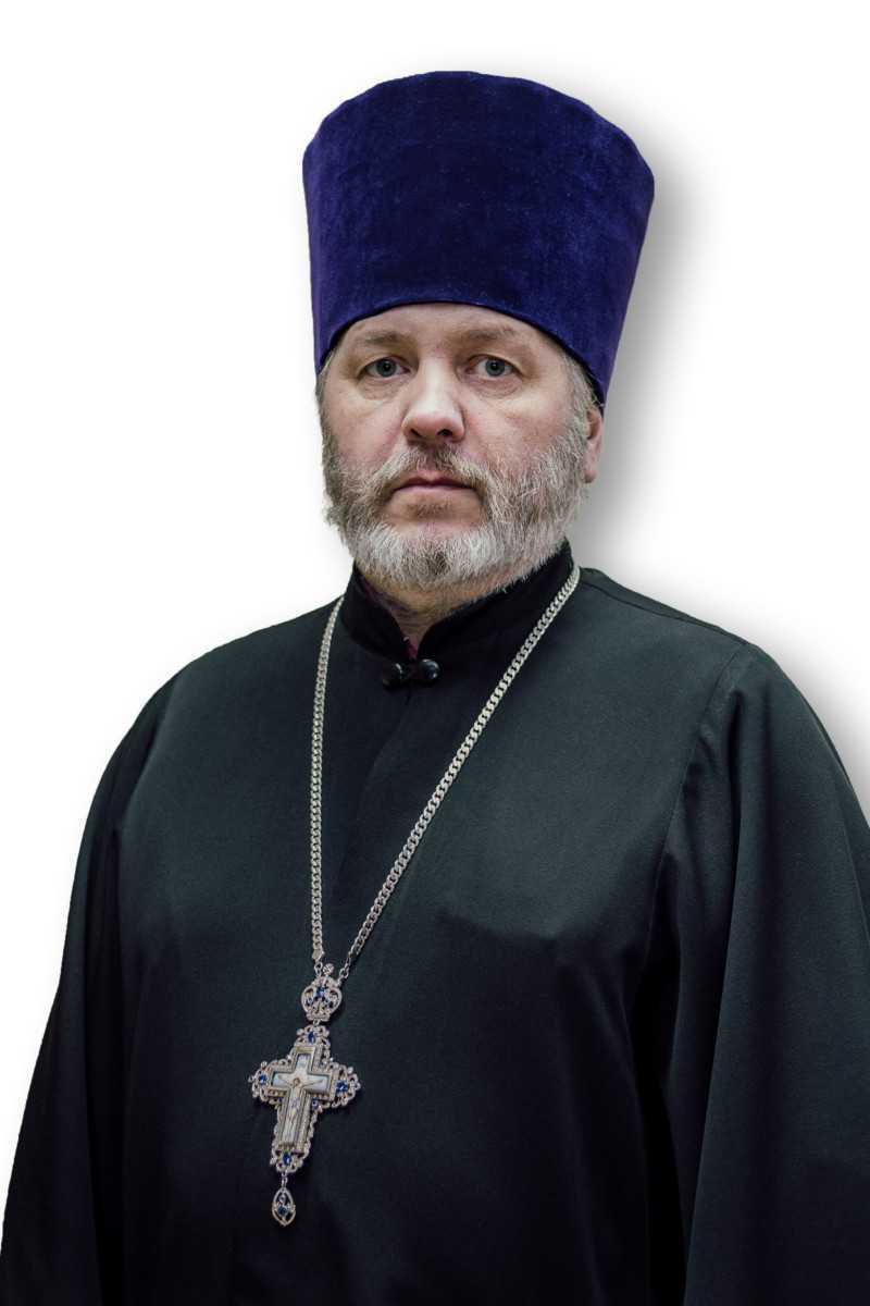 Протоиерей Димитрий Пономарев