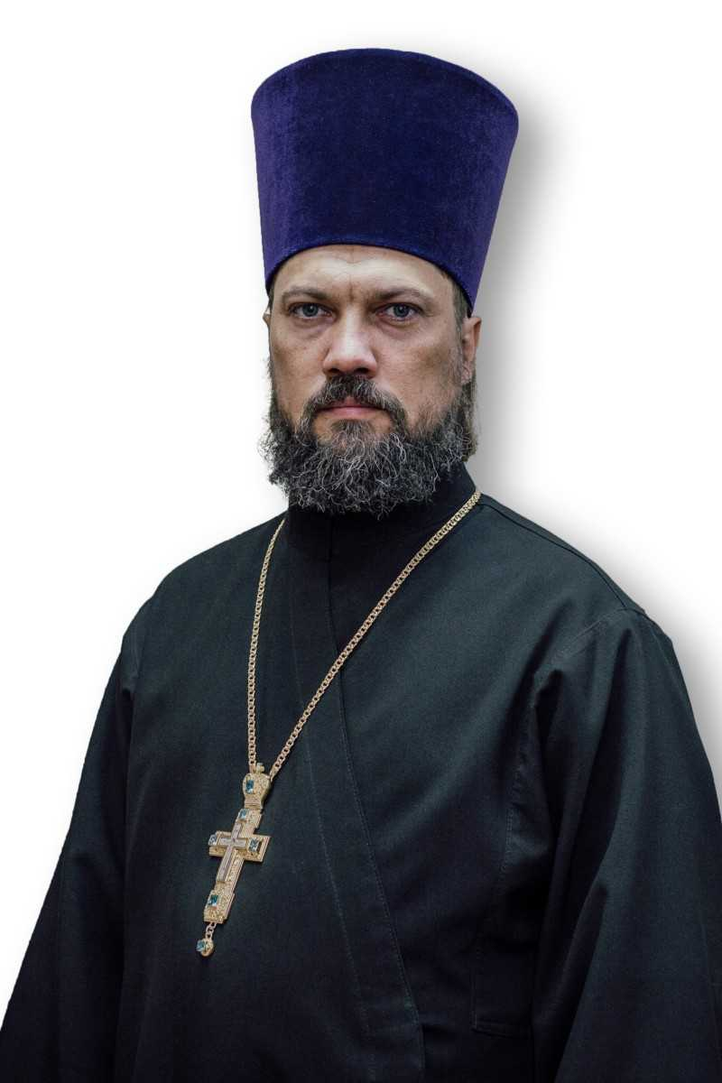 Протоиерей Георгий Колчин