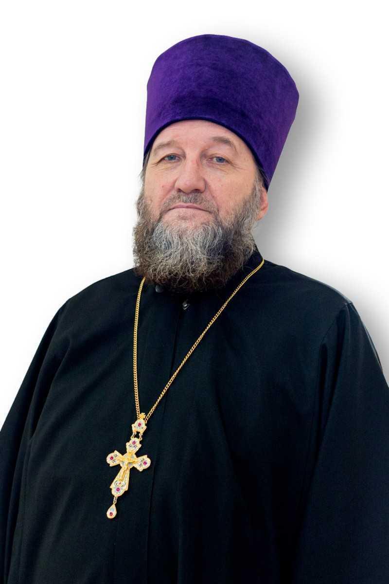 Протоиерей Геннадий Бобров