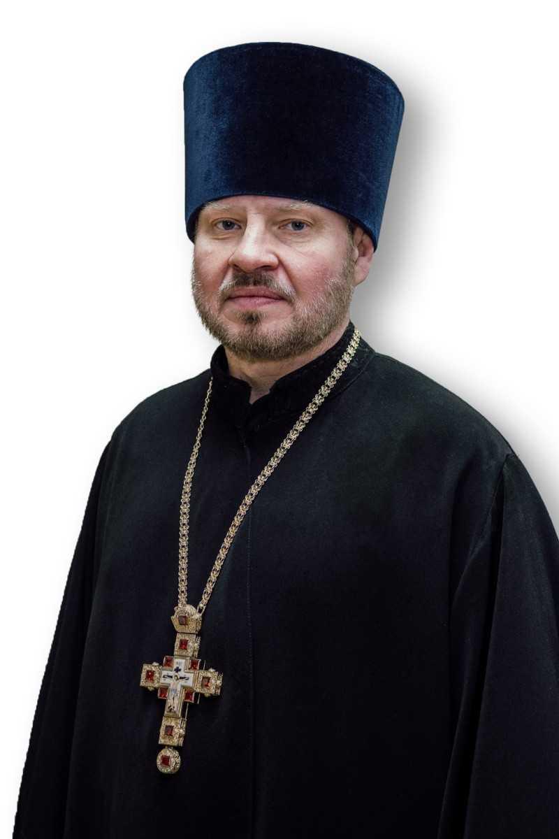Протоиерей Михаил Галныкин