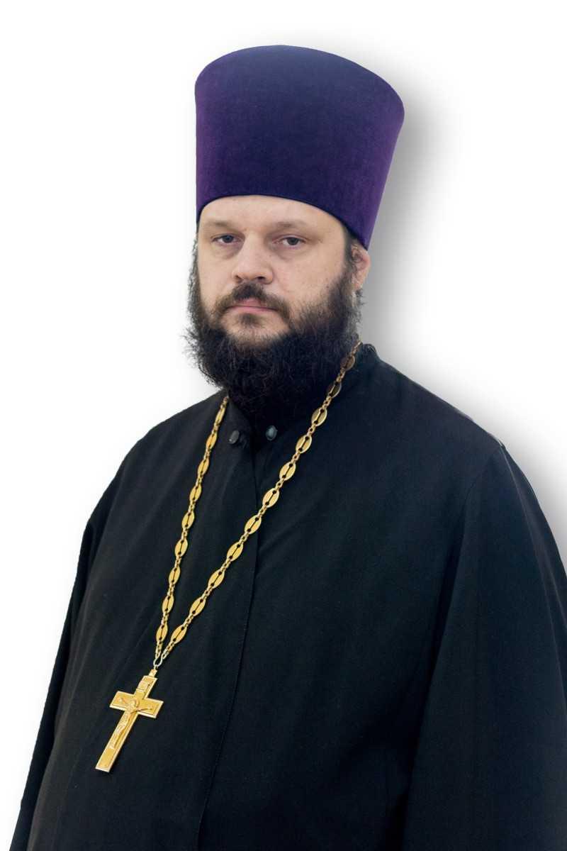 Протоиерей Максим Барчан
