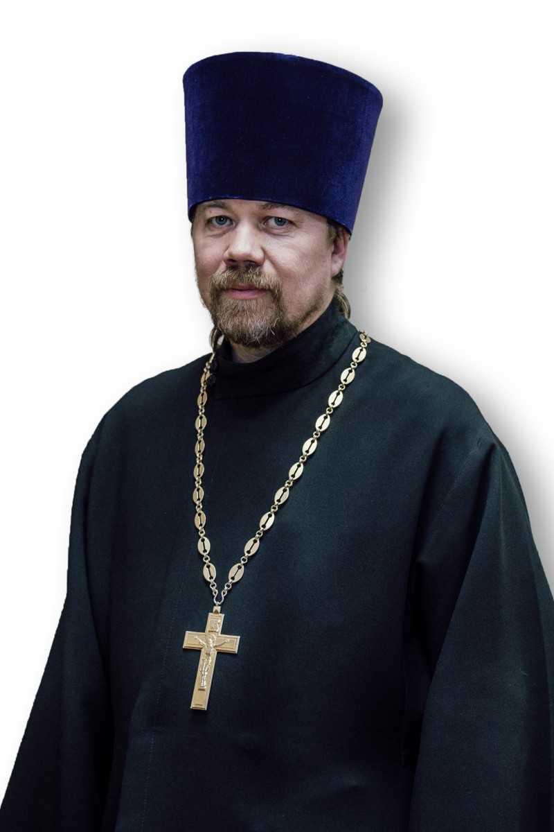 Протоиерей Николай Головин