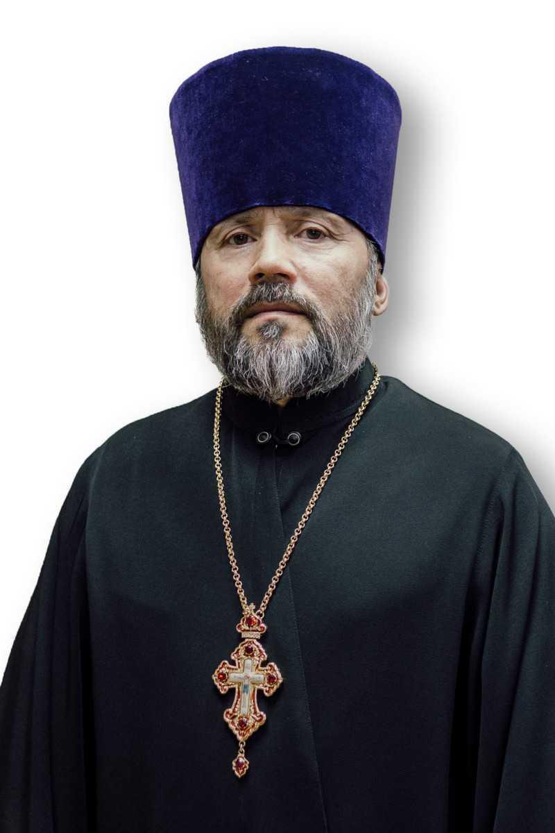 Протоиерей Николай Васильев
