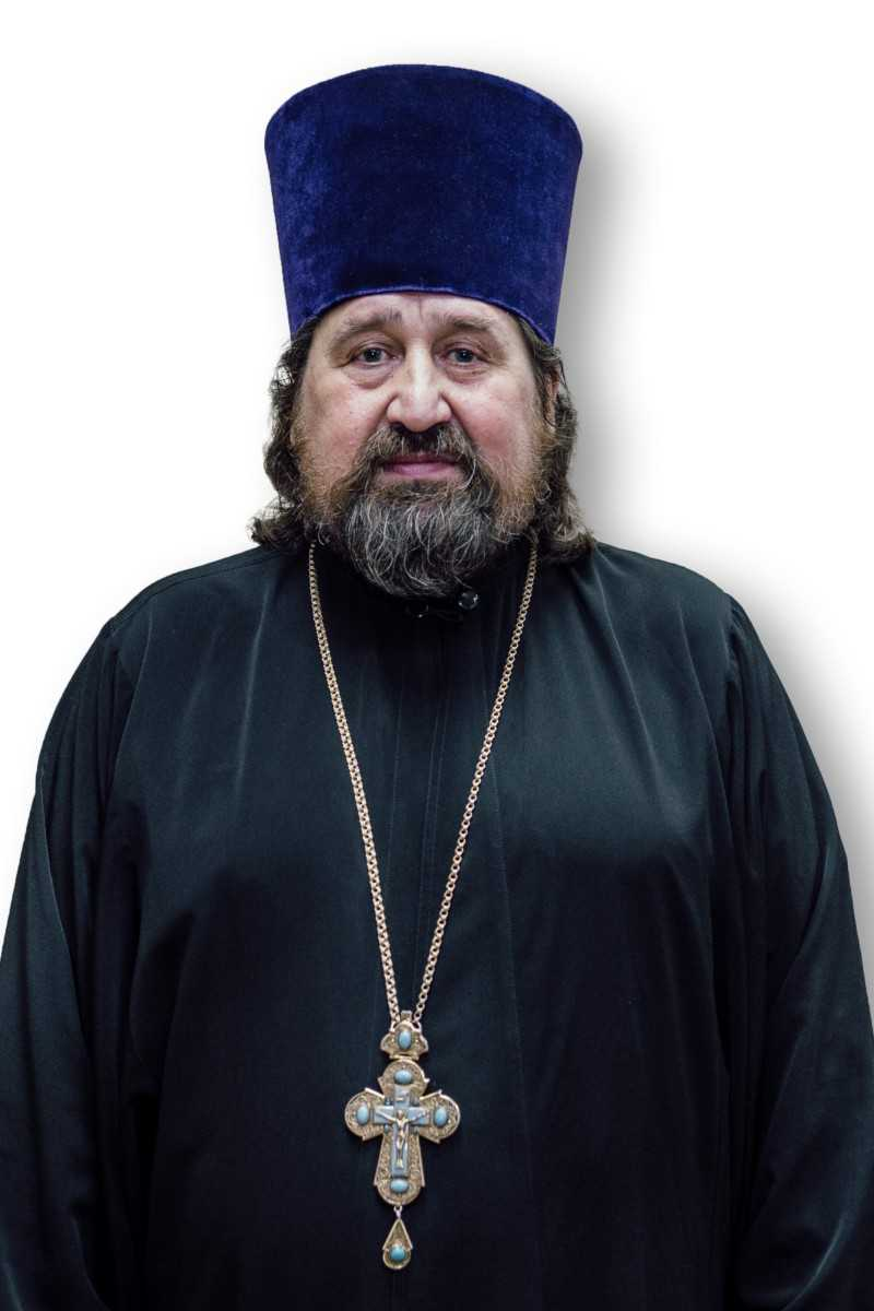 Протоиерей Олег Кропочев