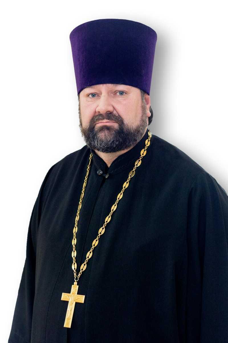 Протоиерей Ростислав Присяжнюк