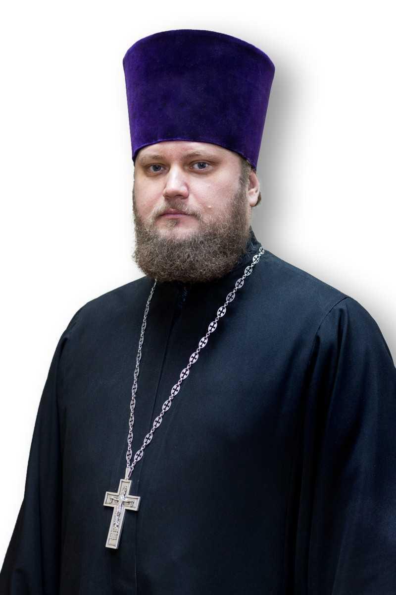 Протоиерей Святослав Еренков