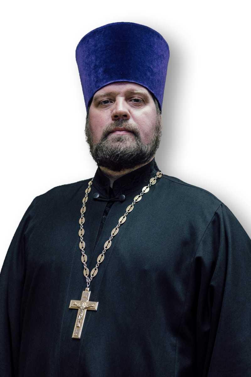 Протоиерей Сергий Кичигин